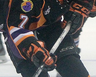 """ESPN's """"SportsCenter"""" selected Sam Anas' shootout goal in the Phantoms' 3-2 win over Muskegon on Sunday as one of its Top 10 plays."""
