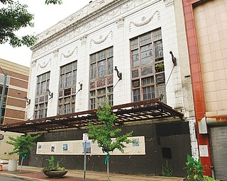 Demolition of the former Paramount Theatre on West Federal Street in downtown Youngstown will begin in May and take about four months to complete. In its heyday in the 1940s and 1950s, the theater was one of about 10 downtown cinemas.