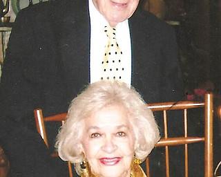 Mr. and Mrs. Warren McClurg