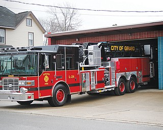 The Girard Fire Department just bought a new $900,000 fire engine with the help of a FEMA grant.