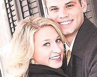 Claire Kasvinsky and John Aldan III
