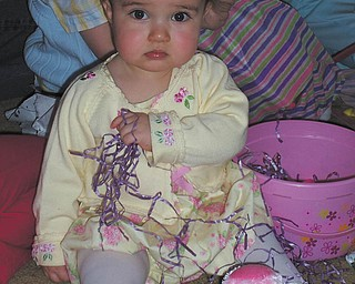 Rose Marsco submitted this, her favorite photo of her niece, Katie Buttar of Niles.
