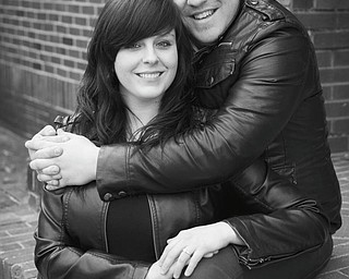 Katie Colucci and Zachery Cogley