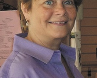 """Paulette Kren of Girard, who sent in this photo, has this to say about someone special to her: """"This is my sister, Diane Sproviero of Girard. She is the school nurse at Prospect Elementary/Prospect G.I.S. In my eyes, she truly is an 'angel with a stethoscope.' She cares very deeply for each and every student. Nursing is her passion. She's not only my sister whom I love very much but someone whom I deeply admire."""""""