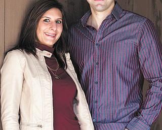 Marisa Gugliotti and Ryan James