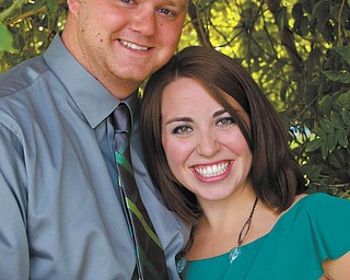 Ryan McCallister and Amanda Clayton