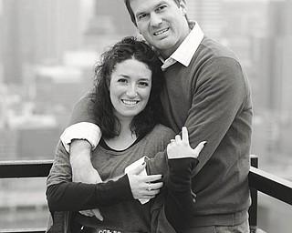 Nicole LaRocca and Mark Schroedel