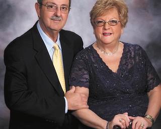 Mr. and Mrs. Gus Niro