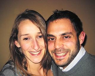 Dori Sneddon and Chris Narducci