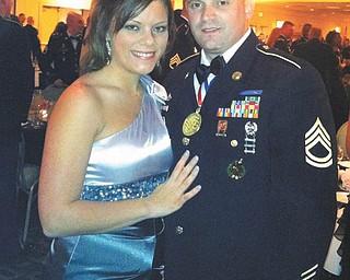 Erin Williams and Scott Fredericks