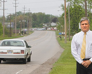 Girard Mayor James Melfi said the city's proximity to Interstate 80 and V&M Star makes it a prime area for economic growth.