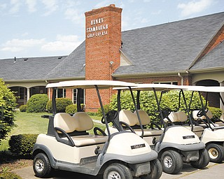 The Youngstown-owned Henry Stambaugh Golf Course is dropping the fee for nine holes and a golf cart after 2 p.m. on weekends starting Saturday. The new fee is $11. It was $13.50 for city residents and $14.50 for others.