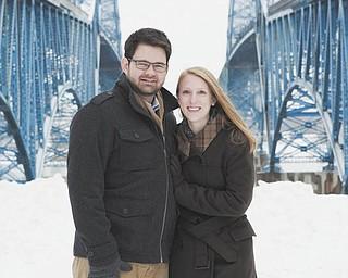 Erich Burchfield and Jennifer Stefanski