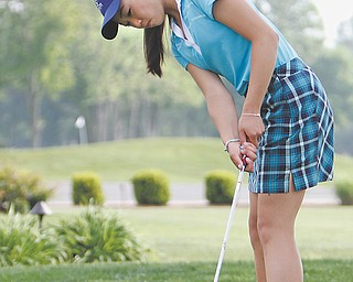 After missing last year's championship, Youngstown's Jacinta Pikunas, the 2011 Greatest Juniors winner, will compete in the opening qualifier of this year's tournament.