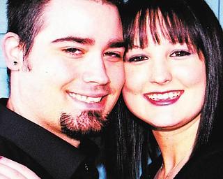 Jacob Miller and Kelsey Bickerstaff
