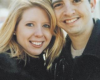 Rebecca LeFever and Will Hanlon