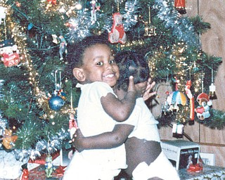 Othella May of Youngstown sent this picture of twins Michelle and Michael Pete, who were 19 months old.