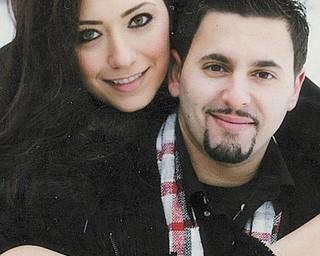 Regina Iacovone and Dante Chiovitti