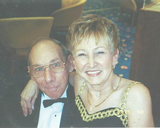 John and Patty Eaton live in Lisbon.