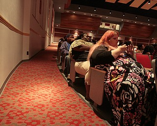 ROBERT K. YOSAY  | THE VINDICATOR   Chaney Campus High School Commencement Ceremony graduates 31