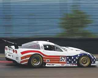Canfield's David Pintaric got a career boost on June 8 at Watkins Glen International when he won the pole position for the Trans Am Racing Series event that weekend.