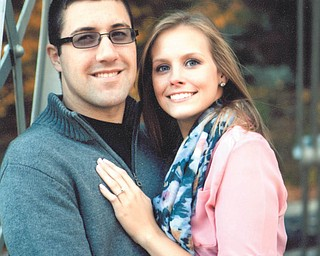 Corey Higham and Sarah Louk
