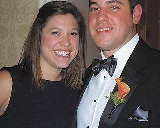 Elizabeth Alberico and Daniel Polkovitch