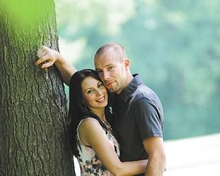 Jessica Petrinjak and Jesse Keeler