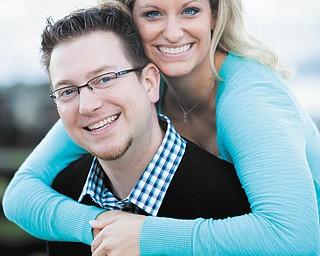 John Deskin and Sara Revella
