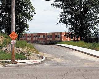 New traffic patterns will greet students and parents at Austintown's new schools, which will open Sept. 4.