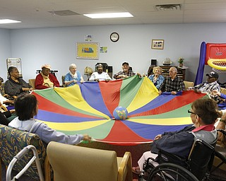 ROBERT K. YOSAY  | THE VINDICATOR  Senior Independence Adult Day Care 1393 Boardman Canfield Rd is the new digs for the people who used to be clients at the Mahoning County Adult Day Care Program.