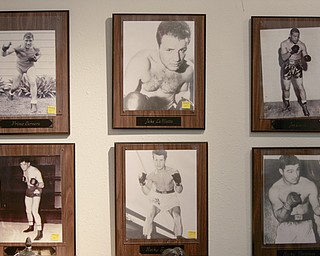 ROBERT K. YOSAY  | THE VINDICATOR..unusual sports memorabilia-fmaous boxers..Larry and Ann Canale have been running an antiques business for more than five years. Their operation started from a small house in Columbiana, but has since expanded to a storefront there with 6,000 square feet. A feature on their business and how theyÕve managed to grow.--AnnÕs Attic Antiques & Furniture,  Columbiana.... - -30-..