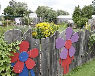 ROBERT K. YOSAY  | THE VINDICATOR  THe Family Garden Expansion at Fellows Riverside Gardens..