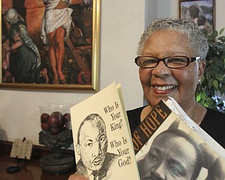 The Rev. Gena Thornton says MLK's 'Dream' speech drew her to become a minister.
