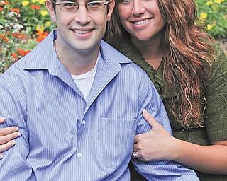 Jason Antalocy and Kendra Perry