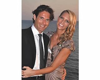 Stefano Redaelli and Kristin Conrad