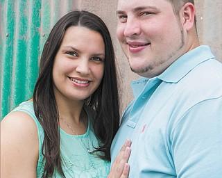Tabitha Heaton and Michael Kornack