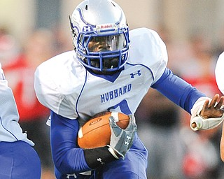 Two weeks after facing Hubbard running back L.J. Scott, Howland football coach Dominic Menendez faces another running back named L.J. Scott on Friday, this time from Marion Harding.