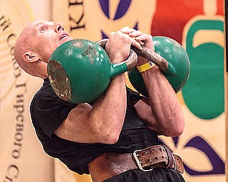 Mineral Ridge native Michael Cluse will compete in the World Kettlebell Championships from Nov. 20-24 in Tyumen, Russia. Cluse won his weight class at the U.S. Championships last month in New York.