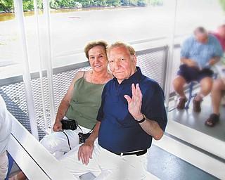 Mr. and Mrs. Peter Gergel