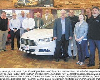 SPECIAL TO THE VINDICATOR: 