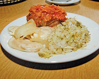 Rip's offers a heaping helping of this Eastern European comfort food.