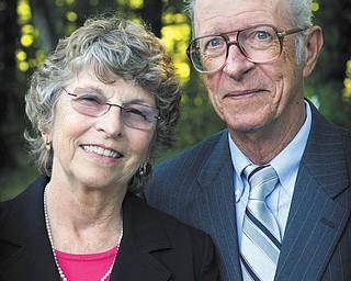 Mr. and Mrs. Michael E. Johnson