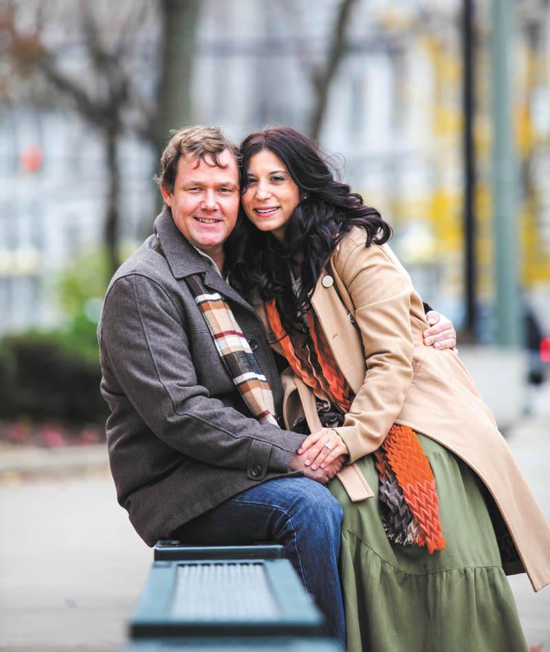 Joseph P. Metzger and Tara M. Pietrobono