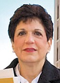 Carol Rimedio-Righetti, commissioners chairwoman