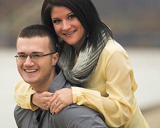 Joshua Kozic and Carissa Burke