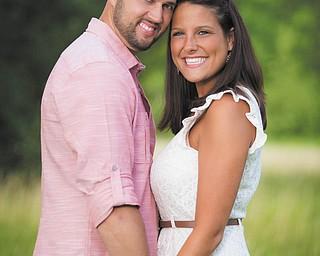 Tony Tousignant and Lauren Noble