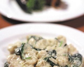Signature dish, Ricotta Gnocchi