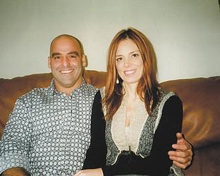 Carmen DeLucia and Kimberly Rutkowski