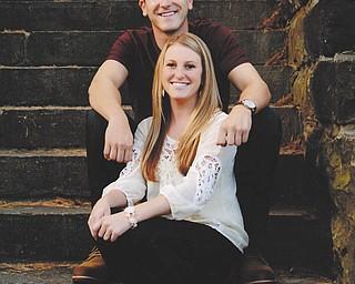 Nicholas Serb and Sarah Garland